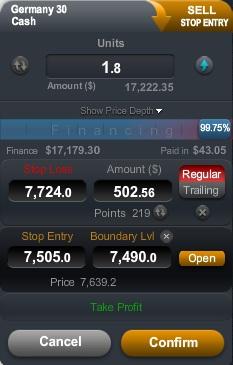 CMC Tracker Order Ticket